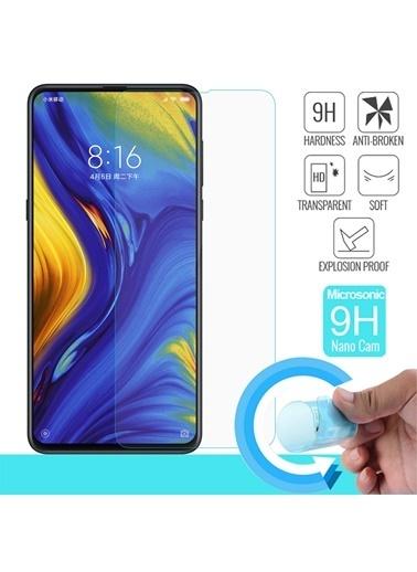 Microsonic Xiaomi Mi Mix 3 Nano Cam Ekran Koruyucu Renksiz